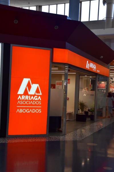 advocatenkantoor, winkelcentrum Valencia