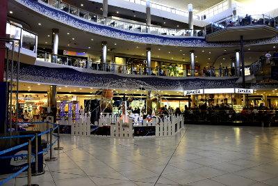 winkelcentrum, winkels, etages, Valencia