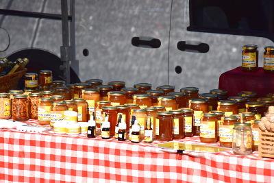 potjes honing in Jalón rastro