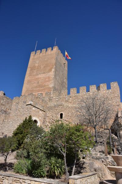 kasteel, Banyeres