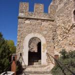 poort, kasteel,