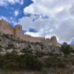 kasteel op rots