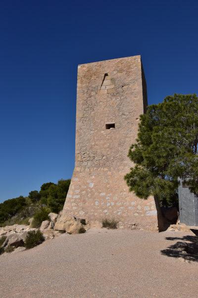 toren, blauwe lucht, les tprres